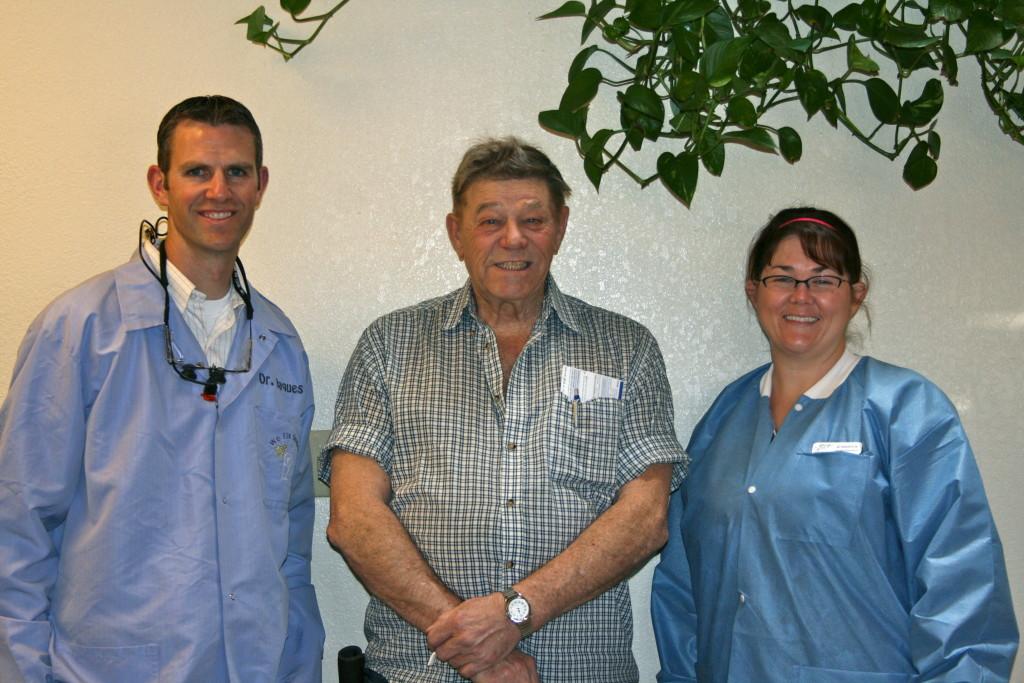 Dr. Jaques & Veteran